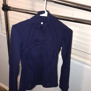 Size 2 lulu lemon define jacket